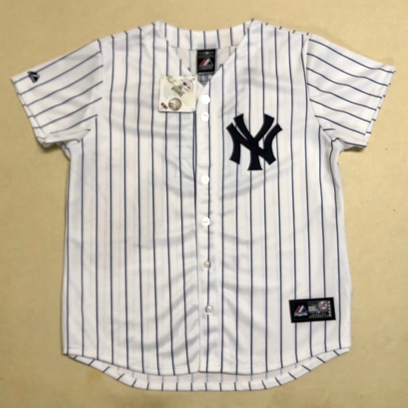 uk availability 155b6 5bdf7 New York Yankees - NEW Authentic Tanaka Jersey ⚾️ NWT